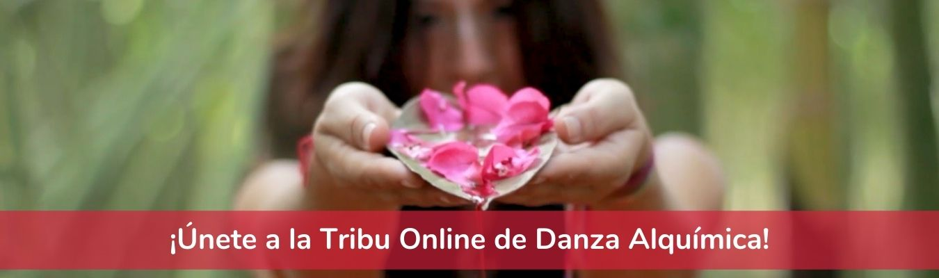 ¡Únete a la Tribu Online de Danza Alquímica!